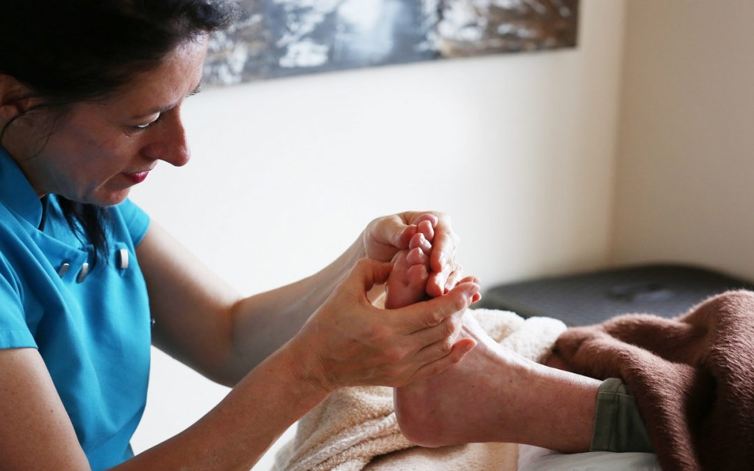 Esther-performing-Reflexology-colour-blog