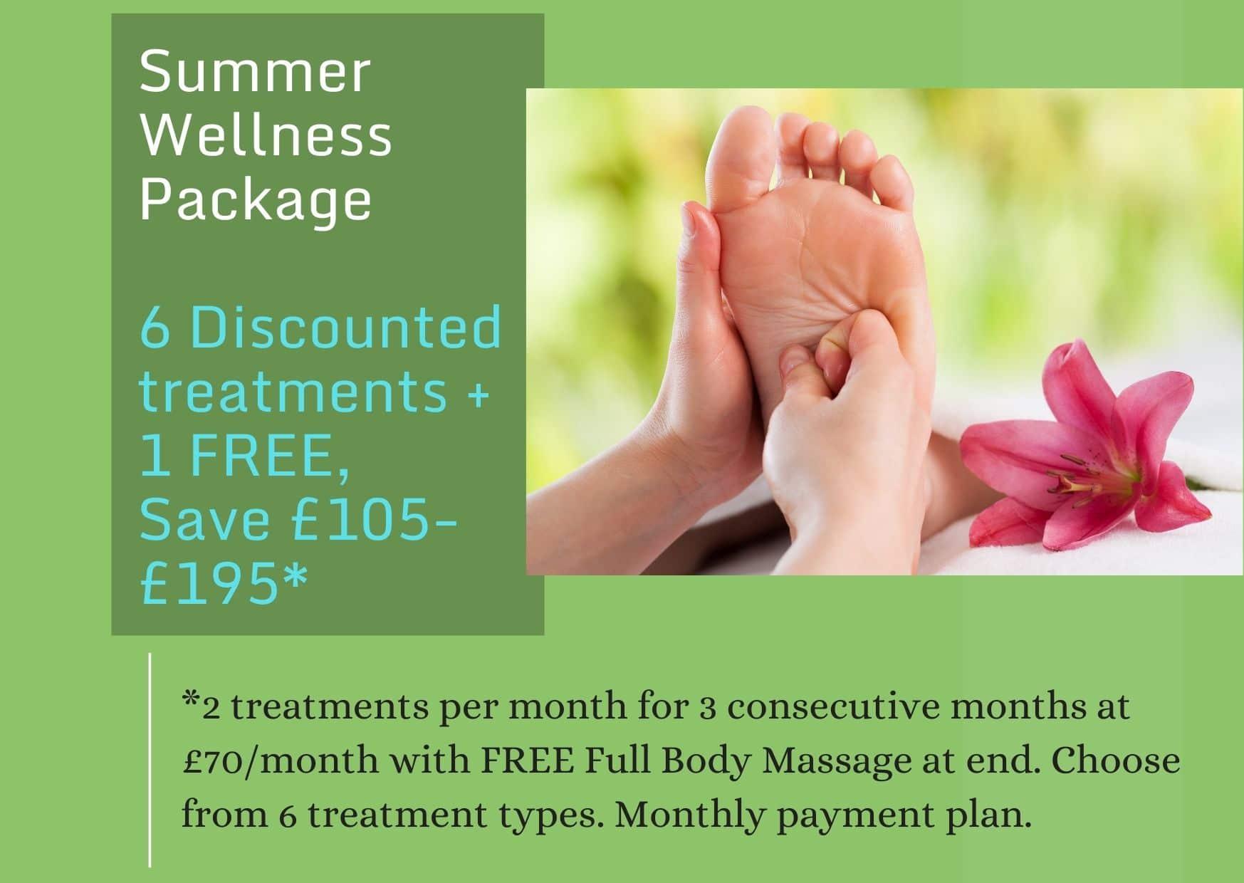 Summer-Wellness-Package